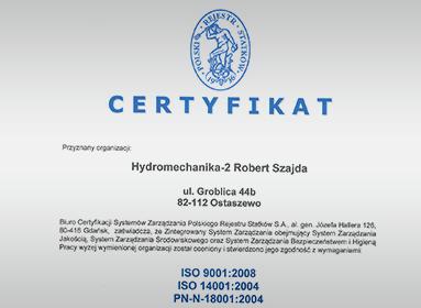 Certificate PDF